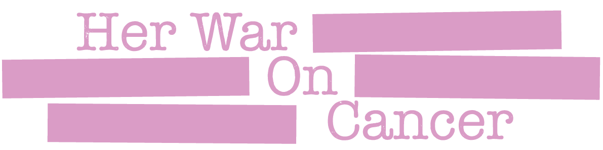 Her War On Cancer Logo